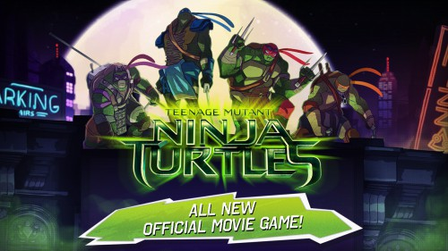 TMNT Brothers Unite for Android